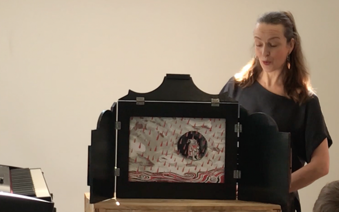 Video: Kamishibai presentation