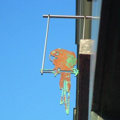 Groene Papagaai