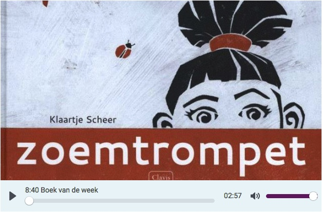 Zoemtrompet on the Radio 4