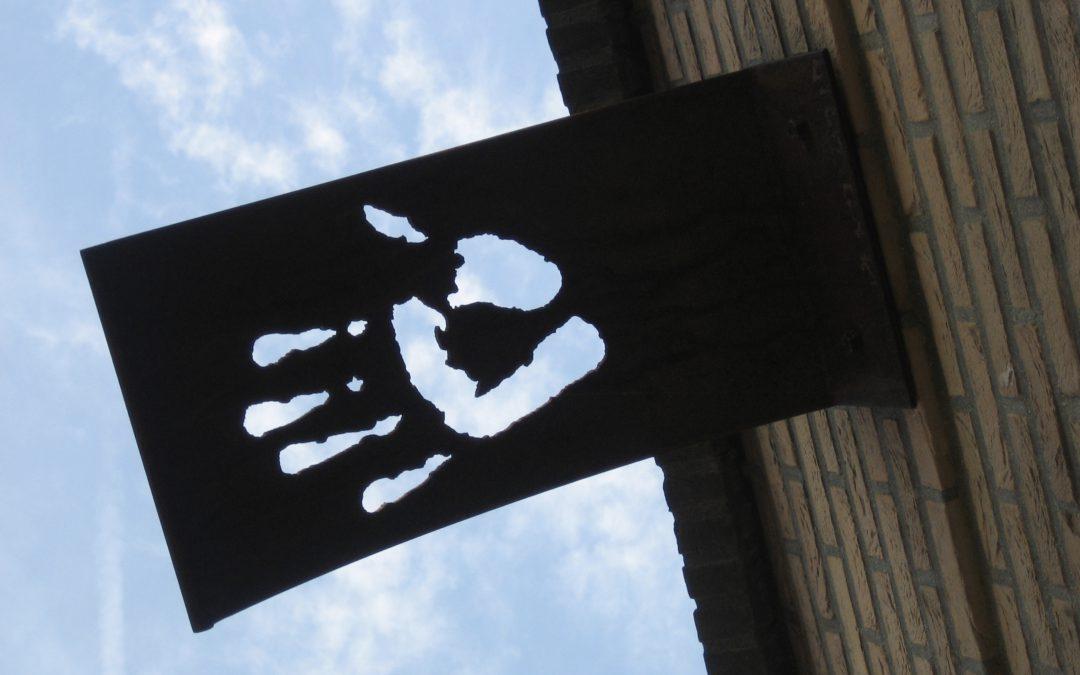 Blauwe Hand